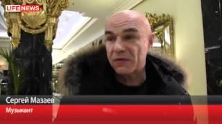 Джиллиан Андерсон в Москве