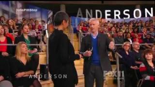 Angie on Anderson Cooper full video 5/7