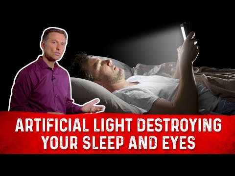 Computer Screen (LED) Light Destroying Your Sleep and Eyes?