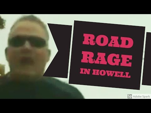 'Get the f#@& outta here!!!' Marine busted in Howell NJ road rage