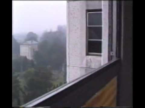 St.Michael's Estate Inchicore Derelict Blocks. 1990