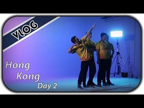 Sehr cooler Video shoot! - #Vlog Hong Kong 02