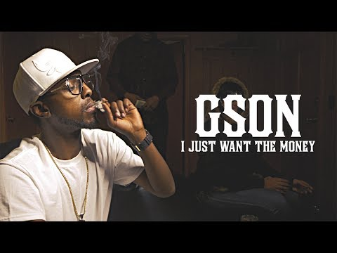 GSON - I Just Want The Money (Music Video 4k)