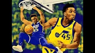 Donovan Mitchell Rookie Mix Nice for What