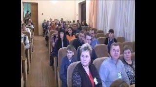 Вечер встречи выпускников, Валище, 06.02.2016