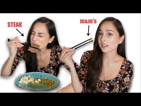 Eating 10 Yeet Hay Foods In 10 Minutes 10分鐘挑戰10大熱氣食物 Youtube