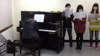 ほらね、 - 中山女高校友合唱團 (Taipei Ladies' Singers)
