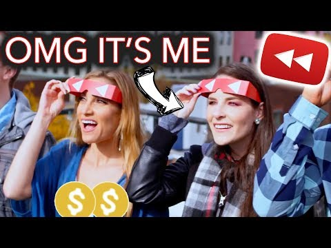 I SNUCK INTO YOUTUBE REWIND 2017 (I was invited)   Behind The Scenes   NYC