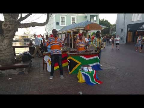 Local Talent Proudly South African at V&A Waterfront 04Jan2017
