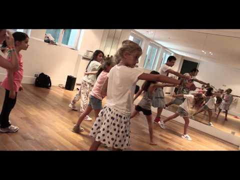 Danse : atelier chorégraphique