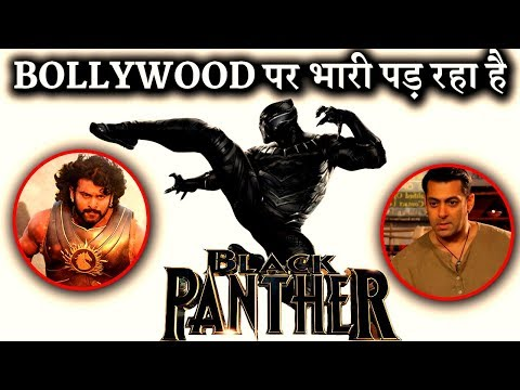 Black Panther is Giving Tough Competition to Bollywood Films!