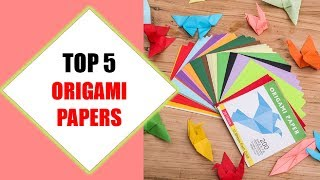 Top 5 Best Origami Papers 2018 | Best Origami Paper Review By Jumpy Express