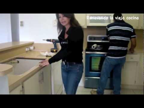 Renovando la vieja cocina.m4v   youtube