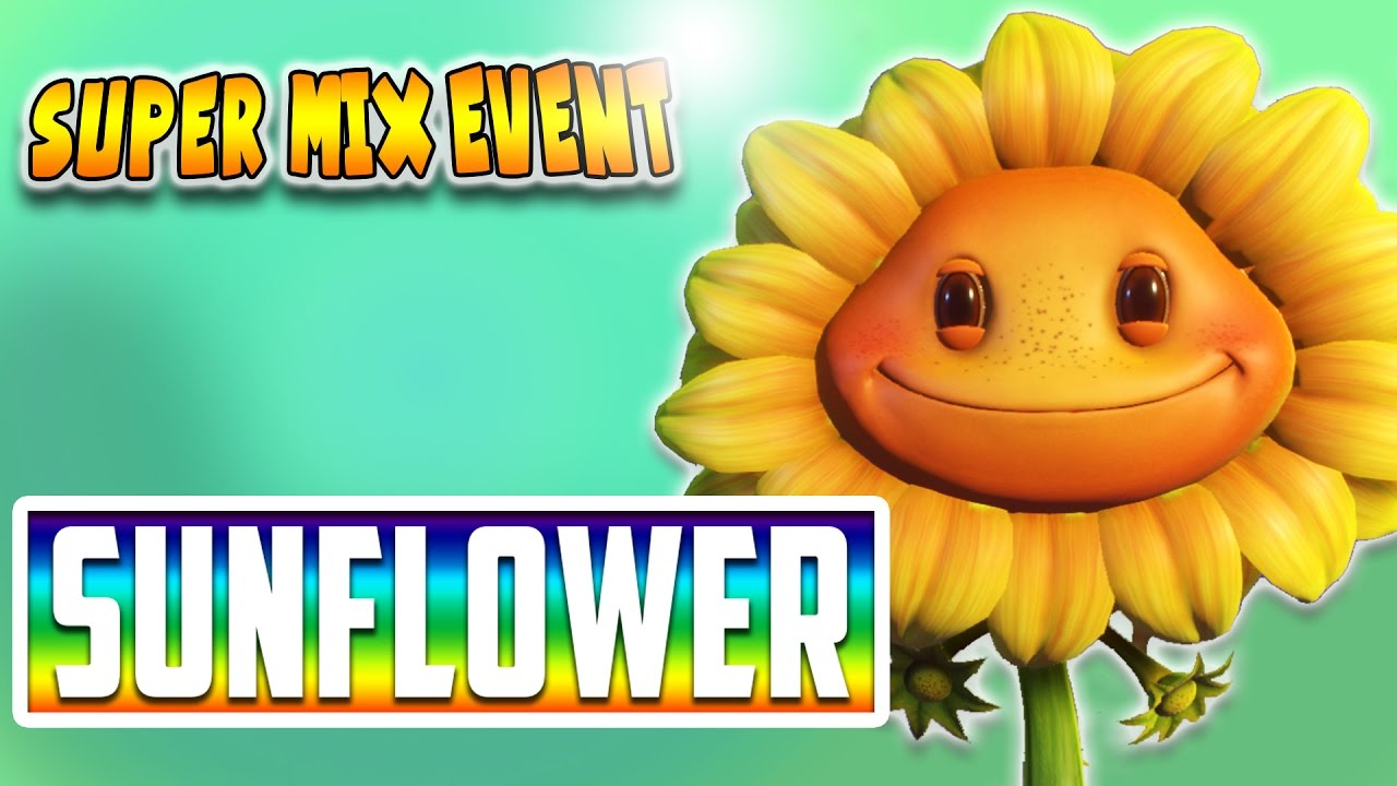 Sunflower Time W Zackscottgames Plants Vs Zombies Garden Warfare 2 Youtube