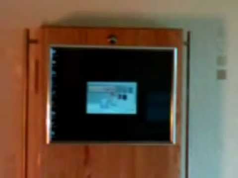 Albumplayer Jukebox Home Made Wall Mounted Touchscreen