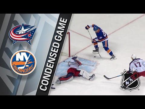02/03/18 Condensed Game: Blue Jackets @ Islanders