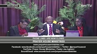 The Prayer Line: Territorial Spirits The Spirit Of Jealousy Part 2