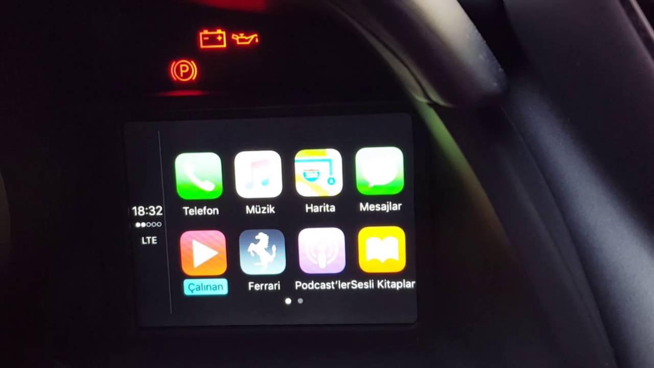 Ferrari 488 GTB Apple Car Play Spotify - YouTube on ferrari interior, ferrari f40, ferrari berlinetta, ferrari testarossa, ferrari spider, ferrari 2015 models, ferrari ipo, ferrari f12, ferrari 488gtb, ferrari 328 gts, ferrari cars,
