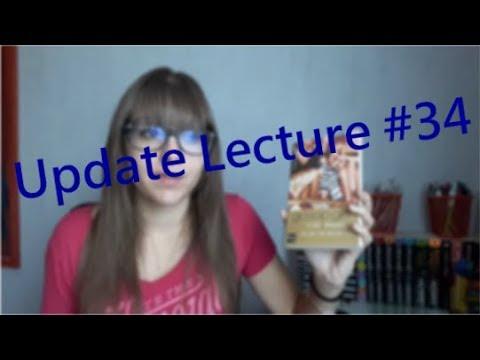 Update Lecture #34