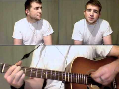 Born Again Acoustic Cover - Chris Cannon