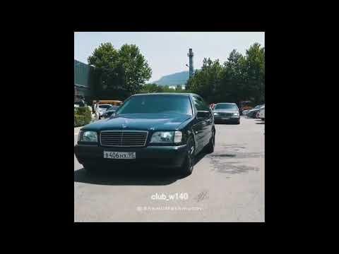 MB W140 Легенда на все времена!(W140 Legend!)