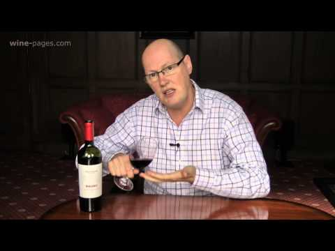 winepagesTV: Trapiche, Pure Malbec 2013, Argentina, wine review