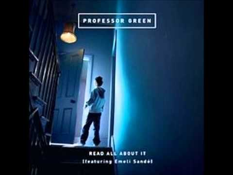 Professor Green - Read All About It (feat. Emeli Sandé) Audio