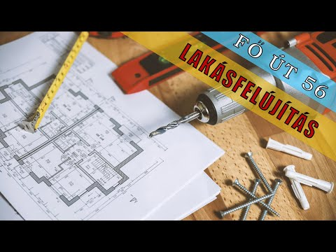 Fő utcai lakásfelújítás III. rész - 2021.04.15