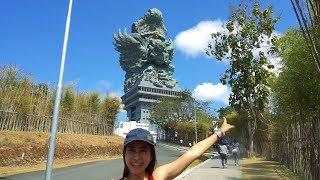 PATUNG TERTINGGI NOMER 2 DIDUNIA ADA DI INDONESIA!!!! GARUDA WISNU KENCANA-BALI!!!
