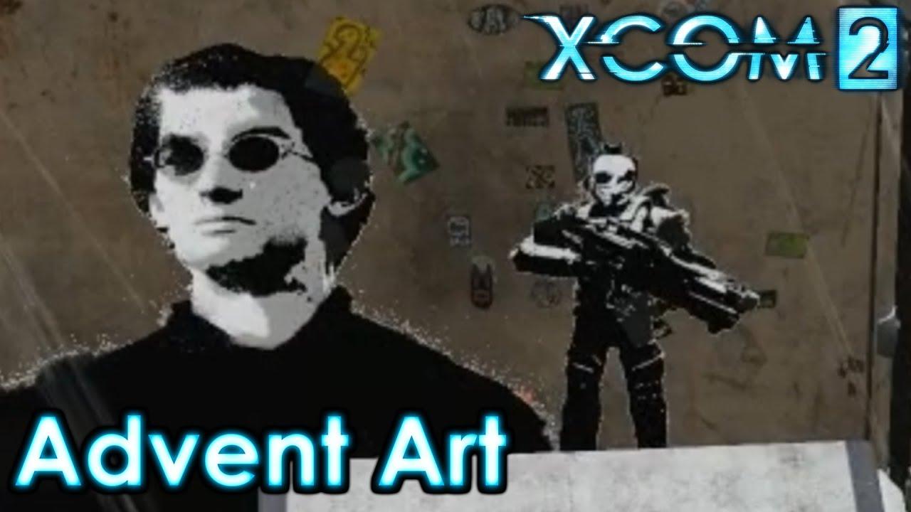advent art xcom 2 legend fast fierce 2 youtube. Black Bedroom Furniture Sets. Home Design Ideas