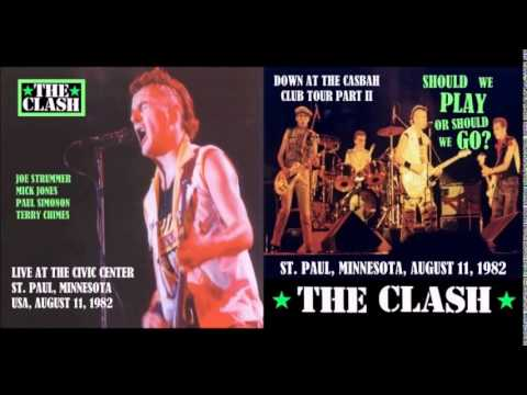 The Clash - Live In St. Paul, Minnesota, 1982 (Full Concert!)
