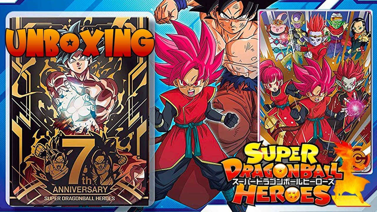 Super Dragon Ball Heroes Ultimate Booster Pack PUMS3 Full Complete Set total 40