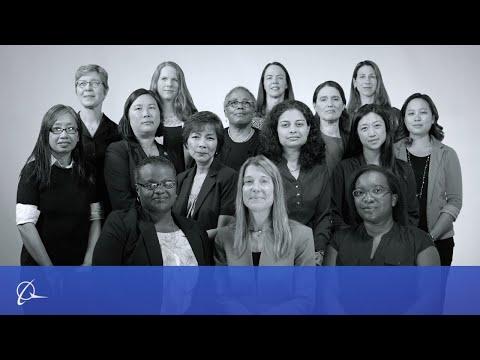 Видео Boeing diversity stem essay contest