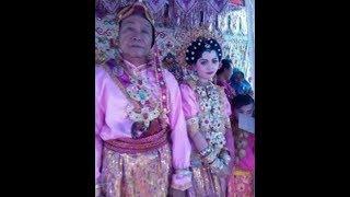 virall....!!!Jatuh Cinta karena Kopi, Kakek 62 Tahun Nikahi Gadis 18 Tahun