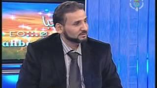 القناة الرابعة -لقاء مع الشاعر يوسف لعساكر