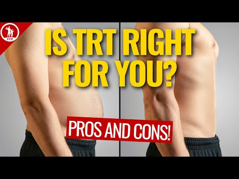 TRT Results Before and After For Men Testosterone Replacement Therapy Pros & Cons For Men [GUIDE]