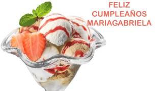 MariaGabriela   Ice Cream & Helado