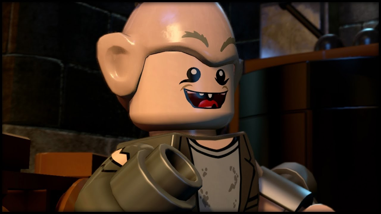 LEGO Goonies – HEY YOU GUYS! – Part 1/3 – Lego Dimensions Level Pack