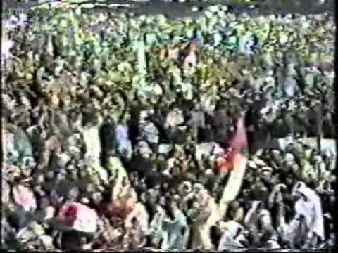 Song Yeh Mohajiron ka jazba Mohajir Qaumi Movement Pakistan (Afaq Ahmed).wmv