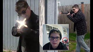 Boy killed in Spokane area school tried to stop shooter