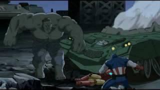 avengers vs hulk latino