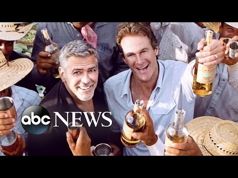George Clooney's business partner reacts to $1B tequila sale
