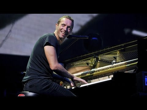 Coldplay - A Sky Full of Stars (Radio 1's Big Weekend 2014)