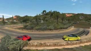 Trackmania (United) Race by edwardinfo
