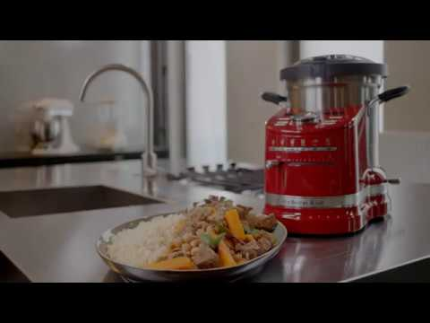 Kitchenaid artisan cook processor 5kcf0104 thomas electronic online shop youtube - Recette kitchenaid cook processor ...