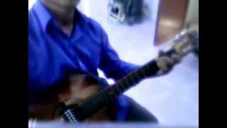 Solo(đơn)một bài... điệu bolero. .Guitar.