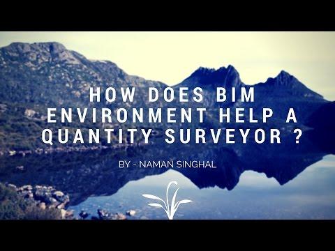 How Does BIM Help a Quantity Surveyor ?