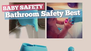 Bathroom Safety Best Sellers Collection // Baby Safety