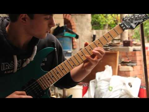 Malmsteen_far beyond the sun (cover by:Oto)