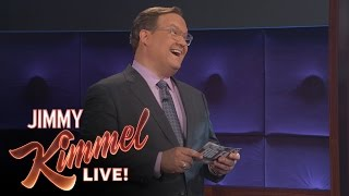 Andy Richter on New Celebrity Game Show